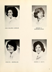 Page 17, 1965 Edition, Columbia University School of Nursing - Yearbook (New York, NY) online yearbook collection