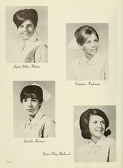 Page 12, 1969 Edition, Columbia University School of Nursing - Yearbook (New York, NY) online yearbook collection
