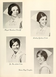 Page 15, 1969 Edition, Columbia University School of Nursing - Yearbook (New York, NY) online yearbook collection