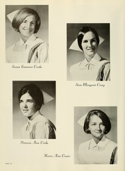 Page 16, 1969 Edition, Columbia University School of Nursing - Yearbook (New York, NY) online yearbook collection
