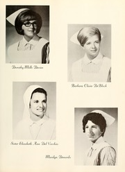 Page 17, 1969 Edition, Columbia University School of Nursing - Yearbook (New York, NY) online yearbook collection