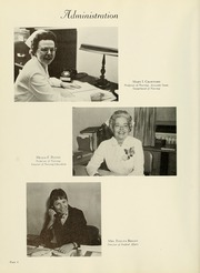 Page 8, 1969 Edition, Columbia University School of Nursing - Yearbook (New York, NY) online yearbook collection