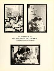Page 11, 1974 Edition, Columbia University School of Nursing - Yearbook (New York, NY) online yearbook collection