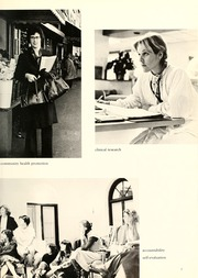 Page 13, 1980 Edition, Columbia University School of Nursing - Yearbook (New York, NY) online yearbook collection