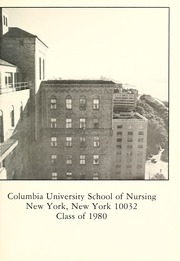 Page 5, 1980 Edition, Columbia University School of Nursing - Yearbook (New York, NY) online yearbook collection