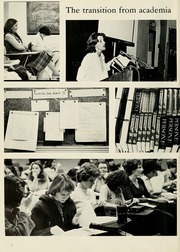 Page 8, 1980 Edition, Columbia University School of Nursing - Yearbook (New York, NY) online yearbook collection