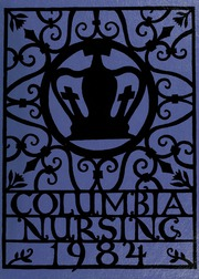 Page 1, 1984 Edition, Columbia University School of Nursing - Yearbook (New York, NY) online yearbook collection