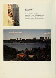 Page 16, 1984 Edition, Columbia University School of Nursing - Yearbook (New York, NY) online yearbook collection