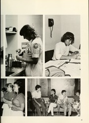 Page 17, 1985 Edition, Columbia University School of Nursing - Yearbook (New York, NY) online yearbook collection