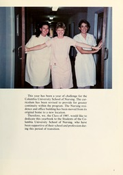 Page 7, 1985 Edition, Columbia University School of Nursing - Yearbook (New York, NY) online yearbook collection