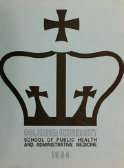 Page 1, 1964 Edition, Columbia University School of Public Health - Yearbook (New York, NY) online yearbook collection