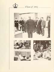 Page 11, 1964 Edition, Columbia University School of Public Health - Yearbook (New York, NY) online yearbook collection