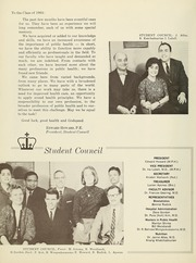 Page 12, 1964 Edition, Columbia University School of Public Health - Yearbook (New York, NY) online yearbook collection