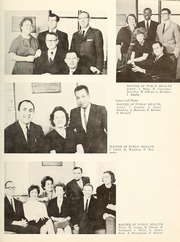 Page 15, 1964 Edition, Columbia University School of Public Health - Yearbook (New York, NY) online yearbook collection