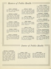 Page 16, 1964 Edition, Columbia University School of Public Health - Yearbook (New York, NY) online yearbook collection
