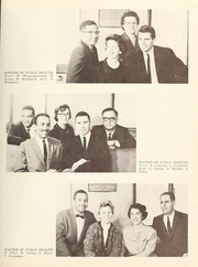 Page 17, 1964 Edition, Columbia University School of Public Health - Yearbook (New York, NY) online yearbook collection