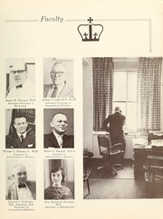 Page 9, 1964 Edition, Columbia University School of Public Health - Yearbook (New York, NY) online yearbook collection