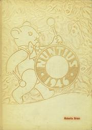 1946 Edition, Lemoore High School - Nuntius Yearbook (Lemoore, CA)