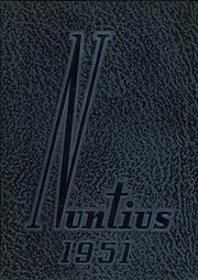 1951 Edition, Lemoore High School - Nuntius Yearbook (Lemoore, CA)