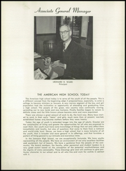 Page 14, 1951 Edition, Lemoore High School - Nuntius Yearbook (Lemoore, CA) online yearbook collection