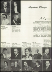 Page 16, 1951 Edition, Lemoore High School - Nuntius Yearbook (Lemoore, CA) online yearbook collection
