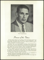 Page 17, 1952 Edition, Lemoore High School - Nuntius Yearbook (Lemoore, CA) online yearbook collection