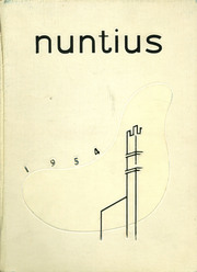 1954 Edition, Lemoore High School - Nuntius Yearbook (Lemoore, CA)