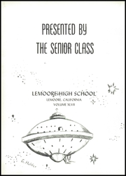Page 6, 1956 Edition, Lemoore High School - Nuntius Yearbook (Lemoore, CA) online yearbook collection