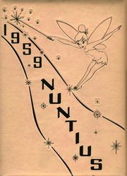 1959 Edition, Lemoore High School - Nuntius Yearbook (Lemoore, CA)