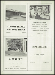 Page 15, 1959 Edition, Lemoore High School - Nuntius Yearbook (Lemoore, CA) online yearbook collection