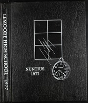 1977 Edition, Lemoore High School - Nuntius Yearbook (Lemoore, CA)