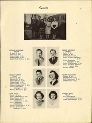 Page 11, 1944 Edition, Crestline High School - Fortyniner Yearbook (Crestline, OH) online yearbook collection