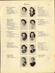 Page 13, 1944 Edition, Crestline High School - Fortyniner Yearbook (Crestline, OH) online yearbook collection