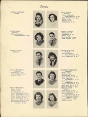Page 14, 1944 Edition, Crestline High School - Fortyniner Yearbook (Crestline, OH) online yearbook collection