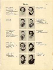 Page 15, 1944 Edition, Crestline High School - Fortyniner Yearbook (Crestline, OH) online yearbook collection