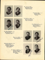 Page 8, 1944 Edition, Crestline High School - Fortyniner Yearbook (Crestline, OH) online yearbook collection