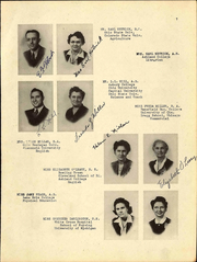 Page 9, 1944 Edition, Crestline High School - Fortyniner Yearbook (Crestline, OH) online yearbook collection
