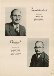 Page 11, 1946 Edition, Crestline High School - Fortyniner Yearbook (Crestline, OH) online yearbook collection