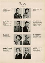 Page 13, 1946 Edition, Crestline High School - Fortyniner Yearbook (Crestline, OH) online yearbook collection