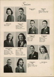 Page 15, 1946 Edition, Crestline High School - Fortyniner Yearbook (Crestline, OH) online yearbook collection