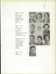 Page 11, 1959 Edition, Crestline High School - Fortyniner Yearbook (Crestline, OH) online yearbook collection