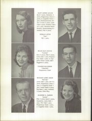 Page 14, 1959 Edition, Crestline High School - Fortyniner Yearbook (Crestline, OH) online yearbook collection
