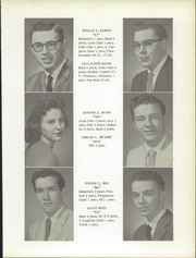 Page 15, 1959 Edition, Crestline High School - Fortyniner Yearbook (Crestline, OH) online yearbook collection