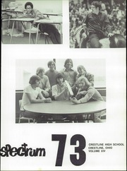 Page 7, 1973 Edition, Crestline High School - Fortyniner Yearbook (Crestline, OH) online yearbook collection