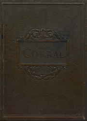 Odessa High School - Corral Yearbook (Odessa, TX) online yearbook collection, 1929 Edition, Page 1