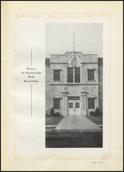 Page 11, 1931 Edition, Odessa High School - Corral Yearbook (Odessa, TX) online yearbook collection
