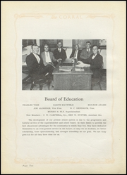 Page 14, 1931 Edition, Odessa High School - Corral Yearbook (Odessa, TX) online yearbook collection