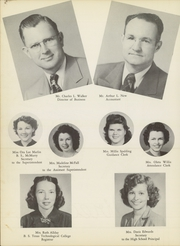 Page 16, 1949 Edition, Odessa High School - Corral Yearbook (Odessa, TX) online yearbook collection