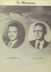 Page 11, 1951 Edition, Odessa High School - Corral Yearbook (Odessa, TX) online yearbook collection