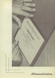 Page 13, 1951 Edition, Odessa High School - Corral Yearbook (Odessa, TX) online yearbook collection